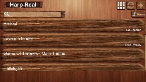 Harp Real 1.2 Screenshots 2