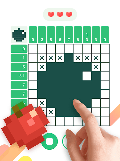 Logic Pixel - Picture puzzle 1.0.6 screenshots 11