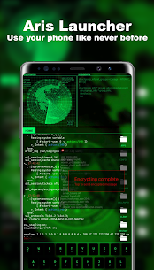 Aris – Linux Launcher, shell and command lines v3.8.8 [Premium] 1