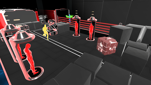 ARKNET: Singularity u2013 Stealth Action Adventure apkmr screenshots 1