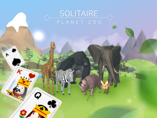 Solitaire : Planet Zoo 1.13.51 screenshots 10