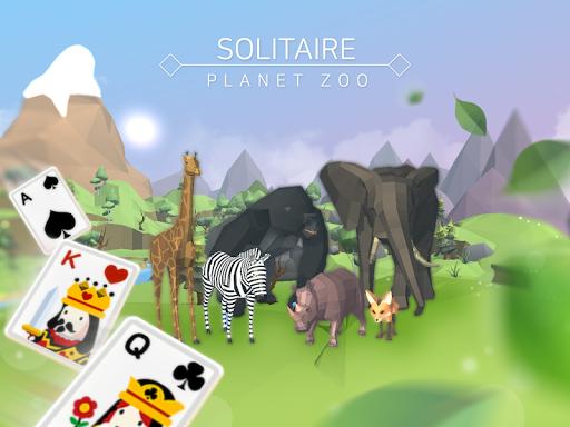 Solitaire : Planet Zoo 1.13.47 screenshots 10