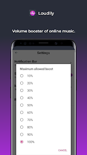 Loudly – Louder Volume Amplifier Mod Apk (PRO Unlocked) 6