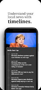 NewsBriefs: Local News in English