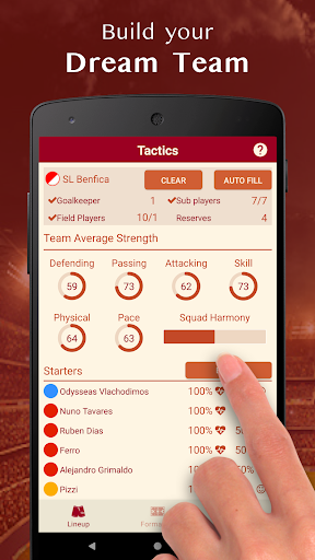 Be the Manager 2020 - Soccer Strategy 2.2.0 de.gamequotes.net 5