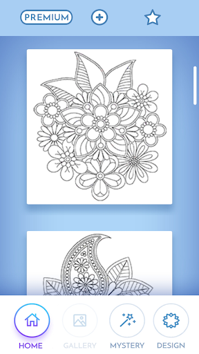 Mandala: Coloring for adults  screenshots 1