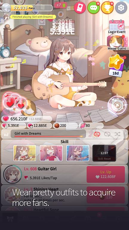 Guitar Girl poster 3