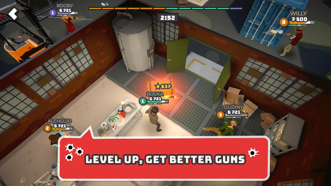 Gang Up: Street Wars