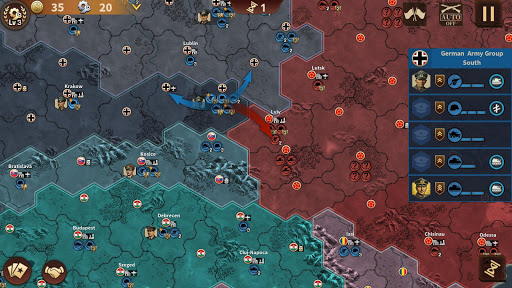 Glory of Generals 3 - WW2 Strategy Game  screenshots 4