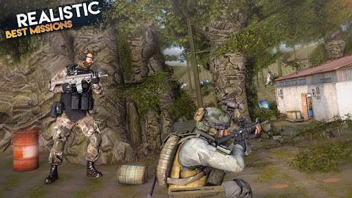 FPS Task Force 2020: New Shooting Games 2020 2.6 screenshots 6