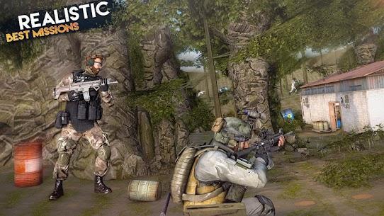 FPS Task Force Mod Apk: New Shooting Games (Dumb Enemy) 7
