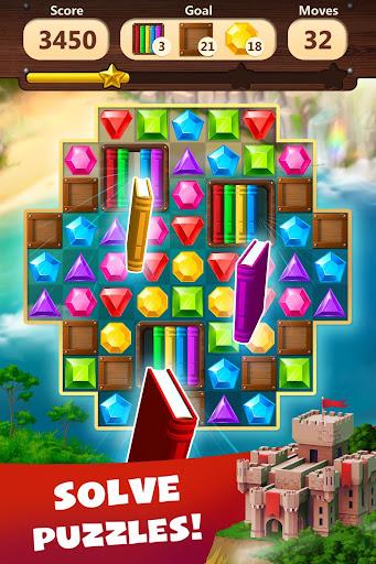 Jewels Planet - Free Match 3 & Puzzle Game 1.2.18 screenshots 12