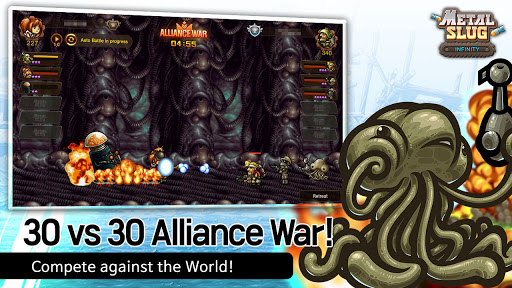 Metal Slug Infinity: Idle Game  screenshots 2
