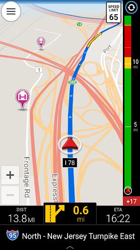 CoPilot GPS Navigation & Traffic 10.19.0.1358 Screenshots 14