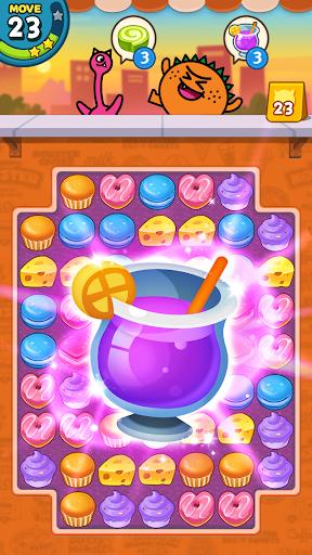 Sweet Monsteru2122 Friends Match 3 Puzzle | Swap Candy 1.3.2 screenshots 3