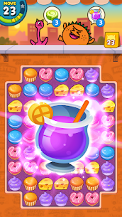 Sweet Monster™ Friends Match 3 Puzzle | Swap Candy 3