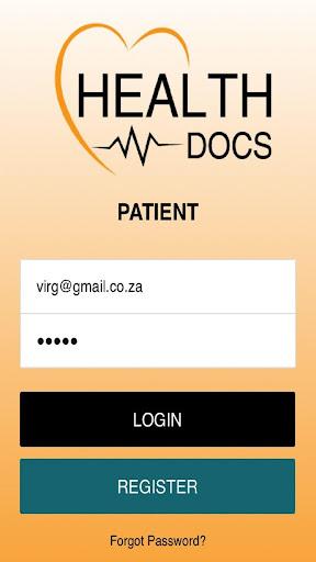 HealthDocs  screenshots 1