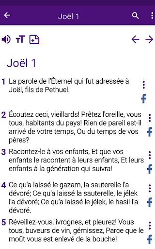 Bible en franu00e7ais courant  Screenshots 14