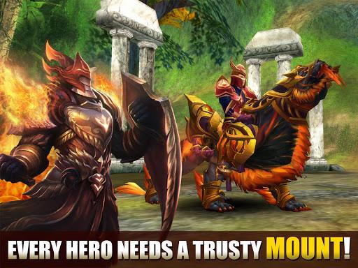 Order & Chaos Online 3D MMORPG 4.2.3a screenshots 5