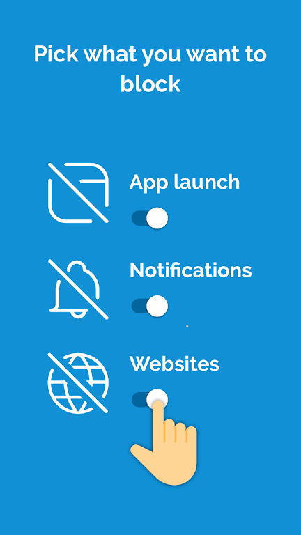 AppBlock - Stay Focused (Block Websites & Apps)  poster 3