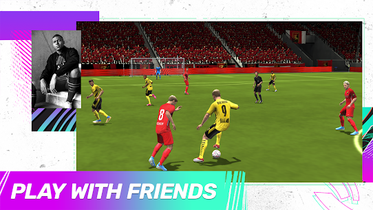 """Download FIFA Soccer 2021  """"FIFA Mobile 2021"""" football game for Android 4"""