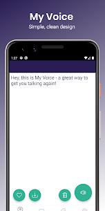 My Voice Mod Apk- Text To Speech (TTS) 1.10.9 (Pro Unlocked) 1