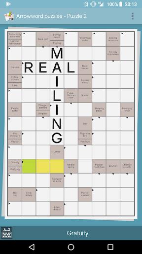 Grid games (crossword & sudoku puzzles) 2.5.5 screenshots 1
