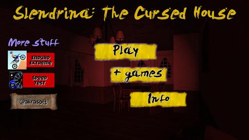 Slendrina: The Cursed House  screenshots 10