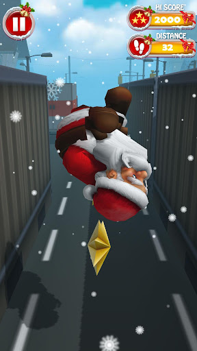 Fun Santa Run - Christmas Runner Adventure 2.7 screenshots 4