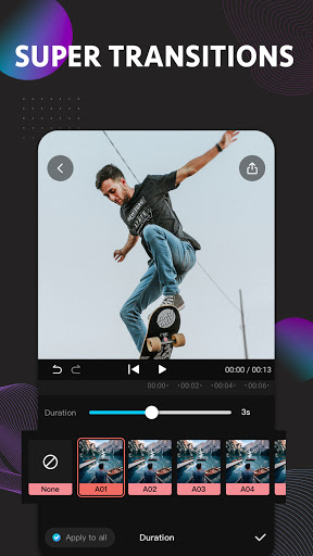 CatCut - Video Editor & Video Maker u2013 EasyCut android2mod screenshots 4