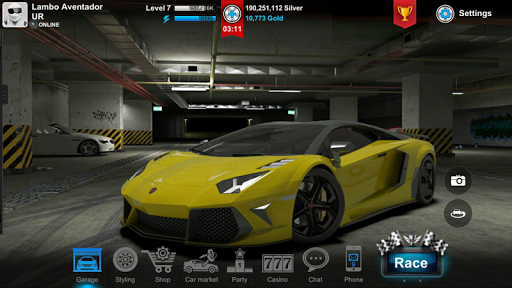 tuner life online drag racing screenshot 2