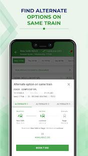 IRCTC Train Booking - ConfirmTkt (Confirm Ticket) 7.3.27 Screenshots 5