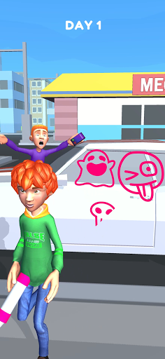 Prank Life - Relieve stress with a funny boy game!  screenshots 3