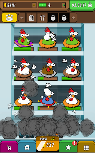Rooster Booster - Idle Chicken Clicker 1.0 screenshots 10