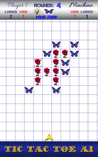 Tic Tac Toe AI - 5 in a row apktram screenshots 13