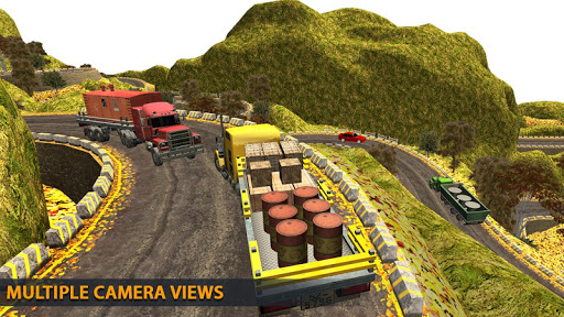 American Truck Driving Simulator - New Game  screenshots 6