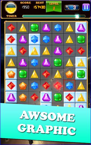 Jewels Classic - Match 3 1.7.06 screenshots 2