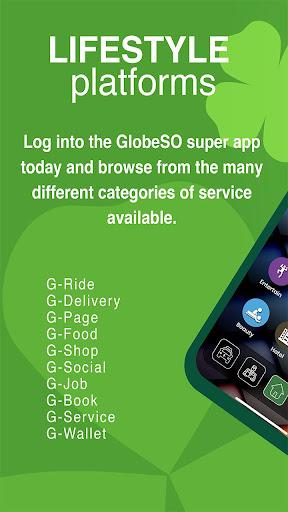 GlobeSO Super App android2mod screenshots 1