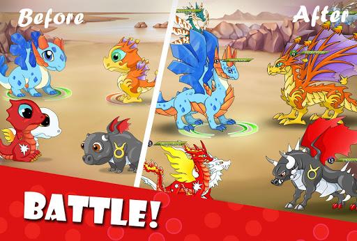 Dragon Battle 11.67 screenshots 2