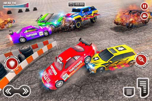 Derby Demolition Car Destruction Crash Racing 3D  Screenshots 15