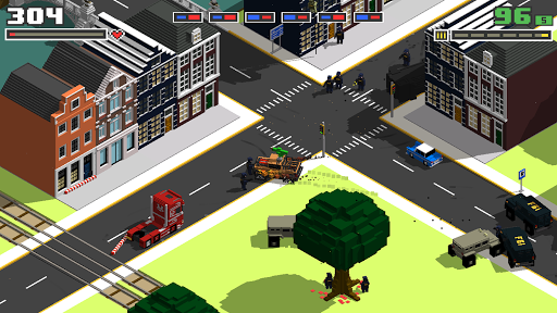 Smashy Road: Arena 1.3.3 screenshots 9
