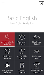 Basic English for Beginners Screenshot