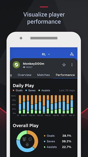 Tracker Network Stats apktram screenshots 2