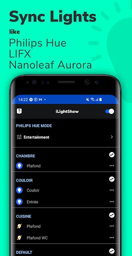 Download APK: iLightShow for Philips Hue / LIFX / Nanoleaf v2.0.46 [Premium]