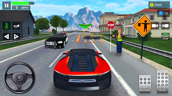 Car Games Driving Academy 2: Driving School 2021 2.3 Screenshots 3