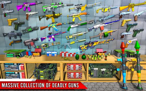 Fps Robot Shooting Games – Counter Terrorist Game apktreat screenshots 2