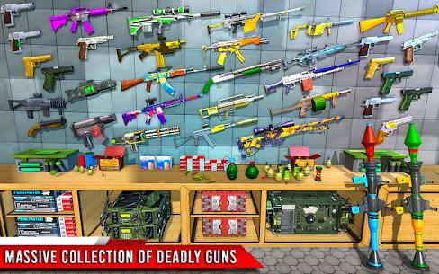Fps Robot Shooting Games Mod Apk– Counter Terrorist (God Mode) 2
