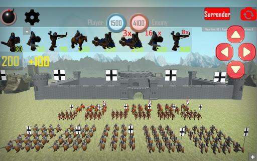 Holy Land Wars 2.1 screenshots 1