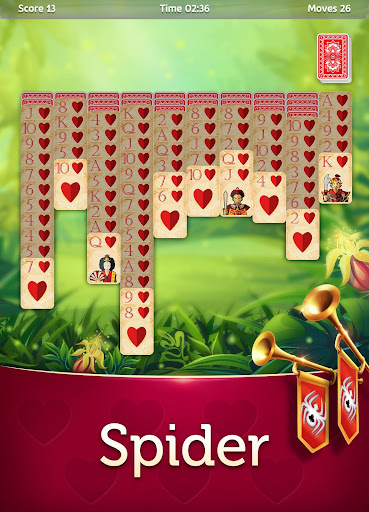 Magic Solitaire - Card Games Patience 2.10.1 screenshots 5