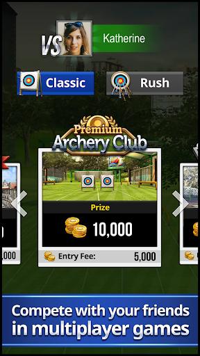 Archery King  screen 1